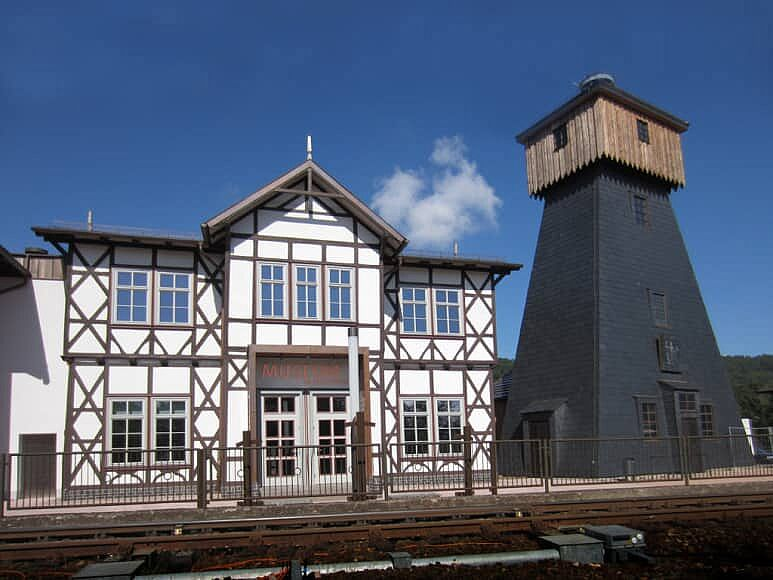 Museum am Gradierwerk Bad Salzungen
